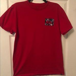 Quiksilver Men's T-Shirt Size Medium